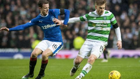 Rangers and Celtic meet at Ibrox