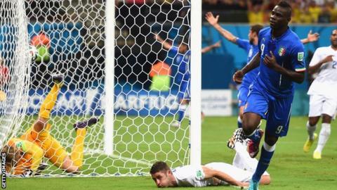 Balotelli at 'crossroads' – Italy boss
