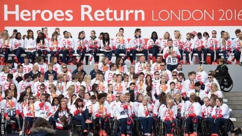 Team GB heroes return from Rio 2016