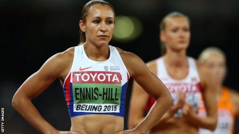 Jessica Ennis-Hill