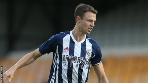 NI defender Jonny Evans linked with move to Man City