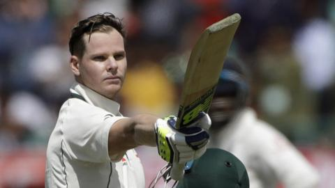Australia captain Steven Smith