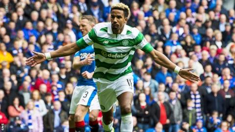 Celtic attacker Scott Sinclair