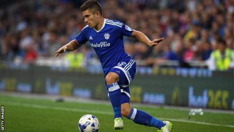 Rangers: club show interest in signing Cardiff left back Declan John