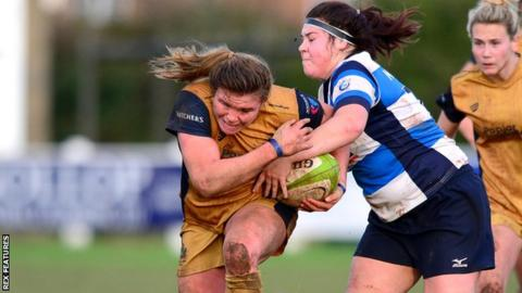 Bristol Ladies v Darlington Mowden Park