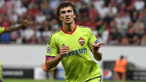 UEFA bans Finland midfielder Roman Eremenko for cocaine