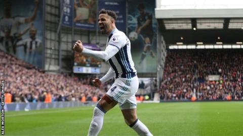 Hal Robson-Kanu's goal against Arsenal was his first for Albion at The Hawthorns