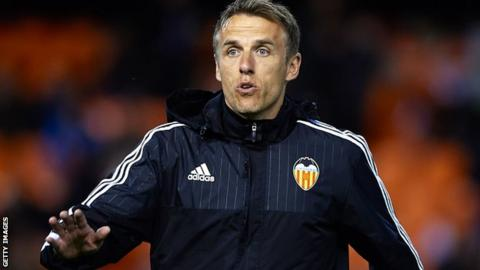 Everton: Phil Neville interested in manager's job after Ronald Koeman's sacking