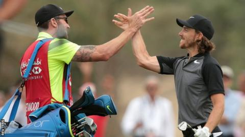Fleetwood Wins in Abu Dhabi for 2nd European Tour Title