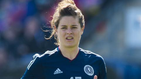 Jen Beattie has more than 100 caps for Scotland