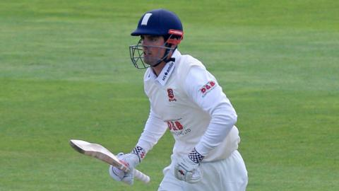Essex's Alastair Cook