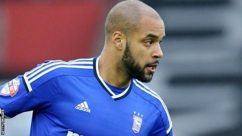 David McGoldrick of Ipswich Town