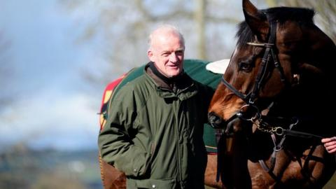 Trainer Willie Mullins