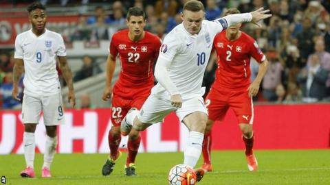 Rooney 'excited' by England competition