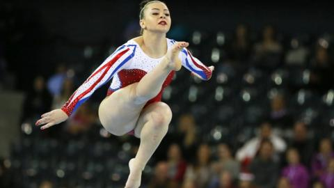 GB's Claudia Fragapane