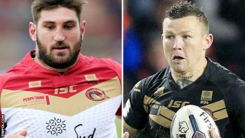 Dave Taylor and Todd Carney
