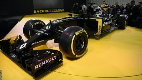 new f1 car release datesFormula 1 2016 testing from BBC F1  5 live  BBC Sport