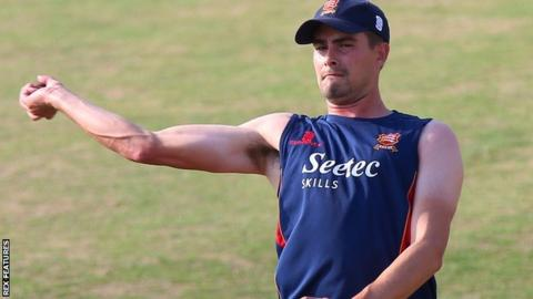 Will Rhodes finished the 2016 season on loan with Essex