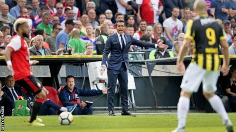 Jones the hero in Feyenoord's Dutch Cup triumph