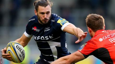 Tom Arscott Sacked By Sale Sharks After Leaking Information