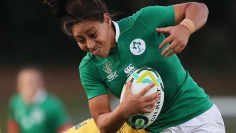 Ireland's Jenny Murphy