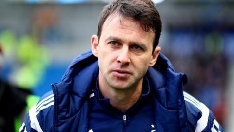 Former Nottingham Forest boss Dougie Freedman