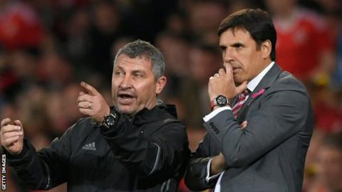 Chris Coleman still in the dark over future as Wales manager
