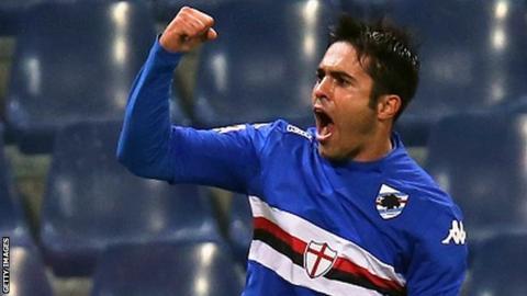 New Inter Milan signing Eder