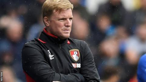 Bournemouth boss Howe admits Grabban and Wilson on the move