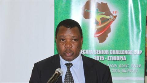 Nicholas Musonye