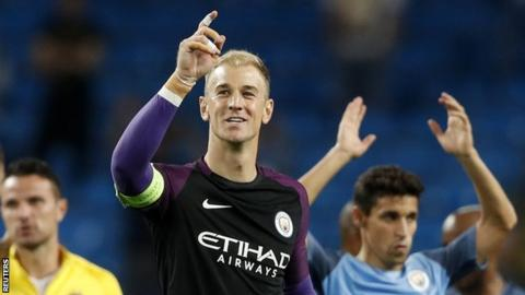 Man City is a special place – Hart