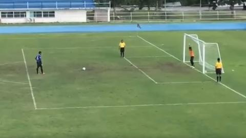 Is this the most ridiculous penalty you've ever seen?
