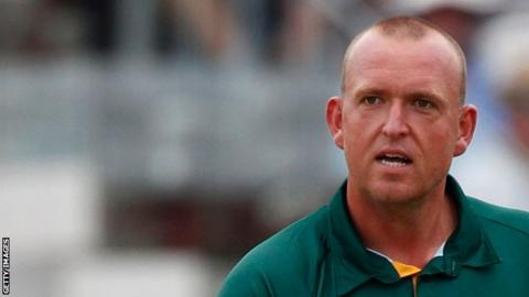 Luke Fletcher: Notts bowler expected to leave hospital following head injury