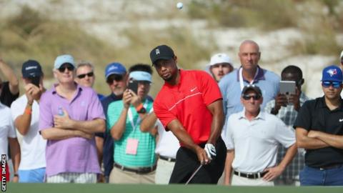 Tiger Woods to Play at Genesis Open 2017