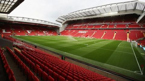 Liverpool fined and handed ban