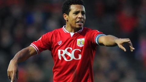 Bristol City's Korey Smith will face a late fitness test after his ankle problem