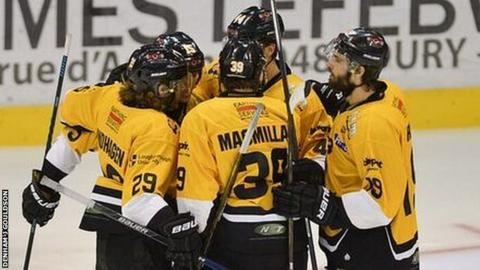 Nottingham Panthers Reach Continental Cup Super Final