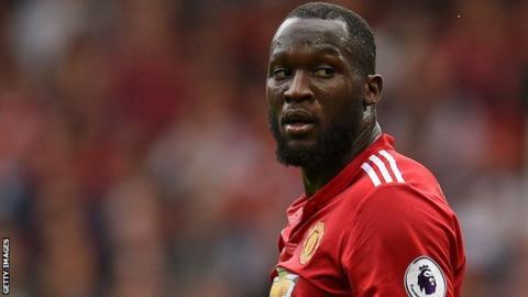 Romelu Lukaku suffers ankle injury on Belgium duty