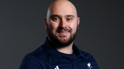 British Para-shooter Ryan Cockbill