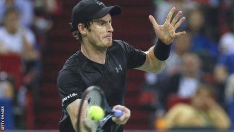 Andy Murray cruises to Shanghai Masters title