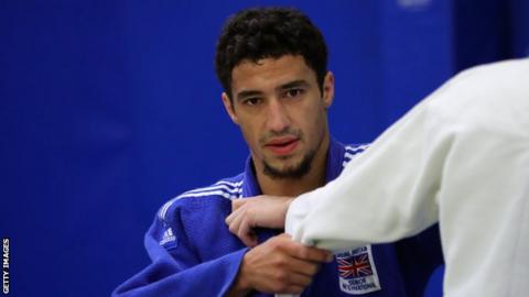 Great Britain judoka Ashley McKenzie