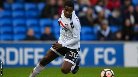 Ryan Sessegnon: Fulham youngster signs first professional contract