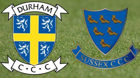 Durham v Sussex