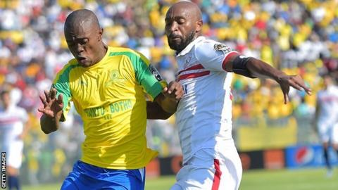 South Africa's Sundowns win African Champions League