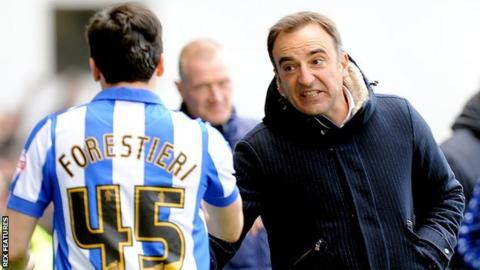 Carlos Carvalhal (right)