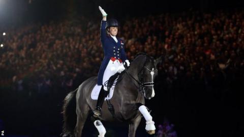 Valegro Charlotte Dujardin S Gold Winning Mount Retires