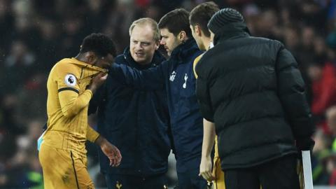 Tottenham's Danny Rose