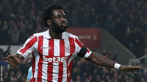 Swansea City keen on re-signing Wilfried Bony from Manchester City