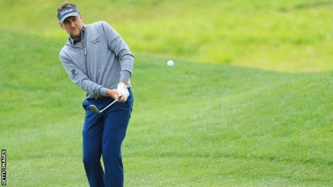 Ian Poulter chasing qualification for The Open at Royal Birkdale
