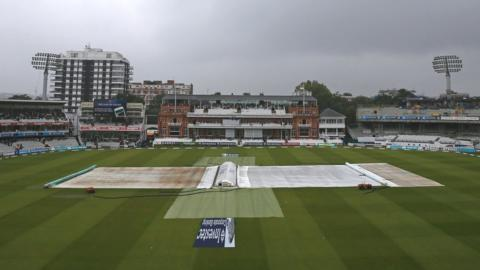 Rained off again at Lord's